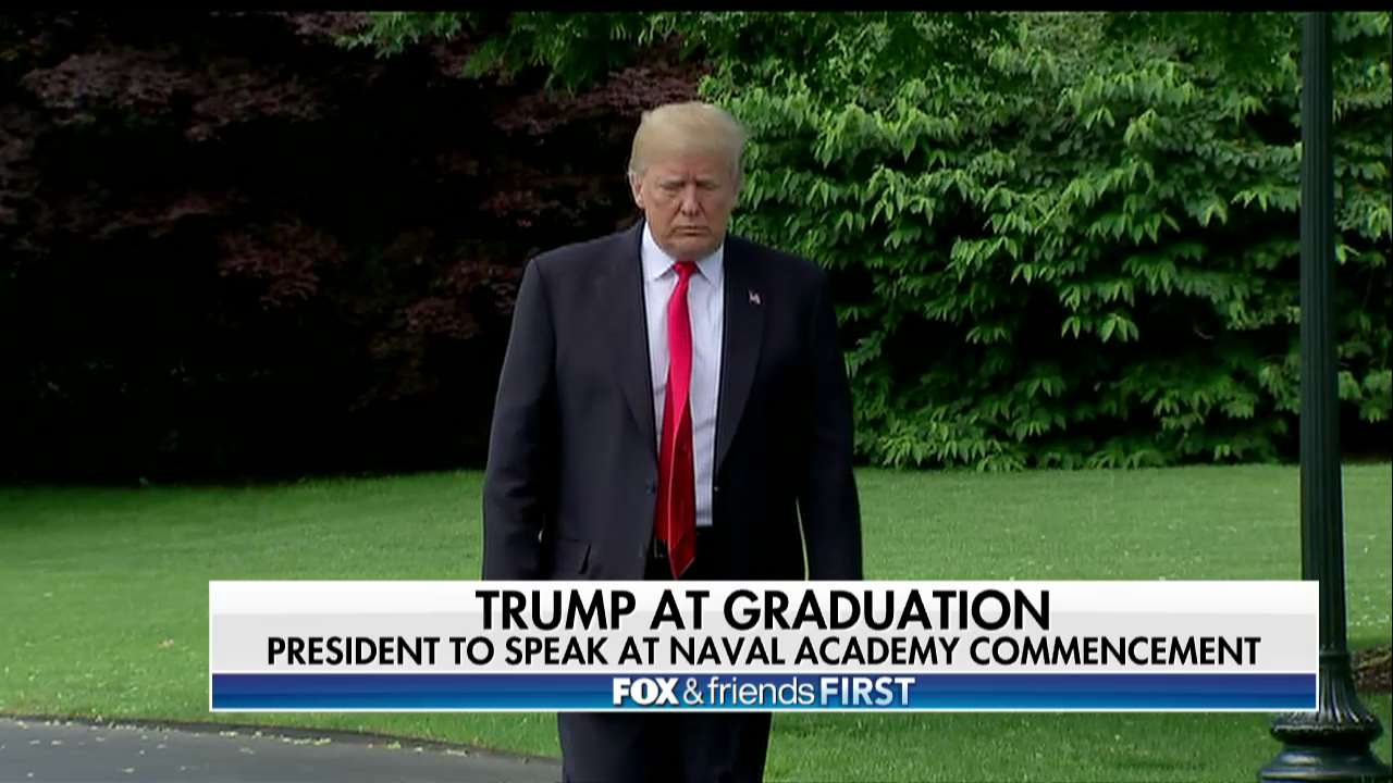 .@POTUS to speak at Naval Academy commencement https://t.co/H40Gix3Vru