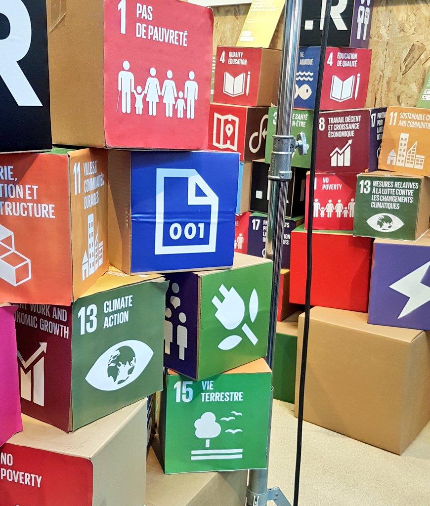 Mille mercis @JeanneMTL ! #AIforGood #SustainableDevelopment