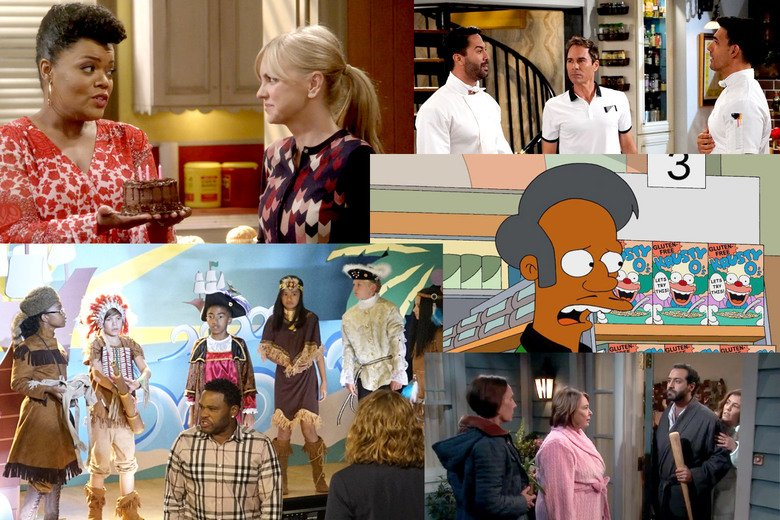 American sitcoms are dealing with race more than ever, but are they making progress? https://t.co/fDBcjkxDqB
