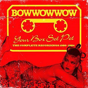 #NewOldMusicFriday! A Bow Wow Wow box set & Aussie Pop-rockers Pseudo Echo's Love An Adventure 2CD, both via @CherryRedGroup!