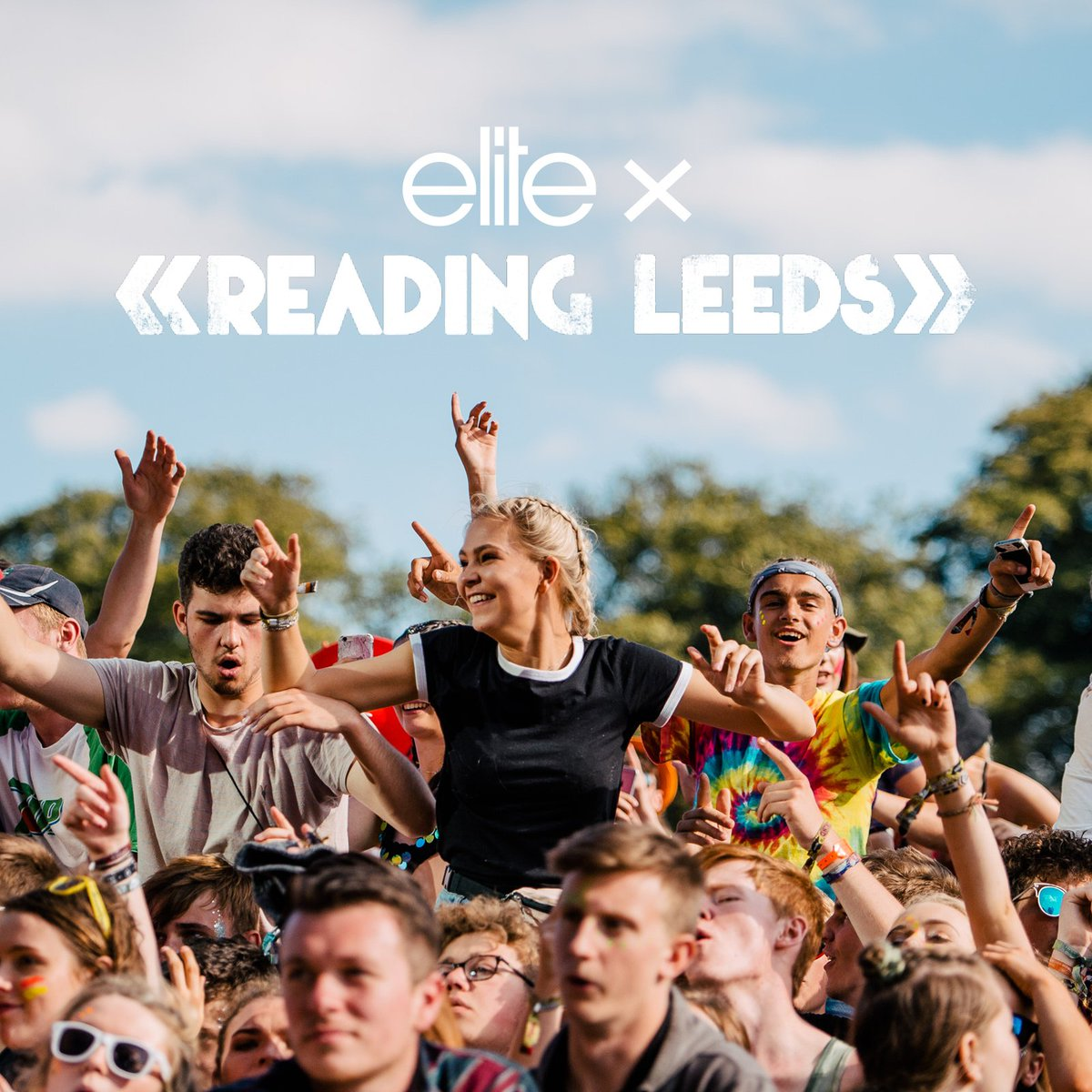 .@Elite_London will be at #RandL18 scouting for talent! 👏☀️ readingfestival.com/news/elite-lon…