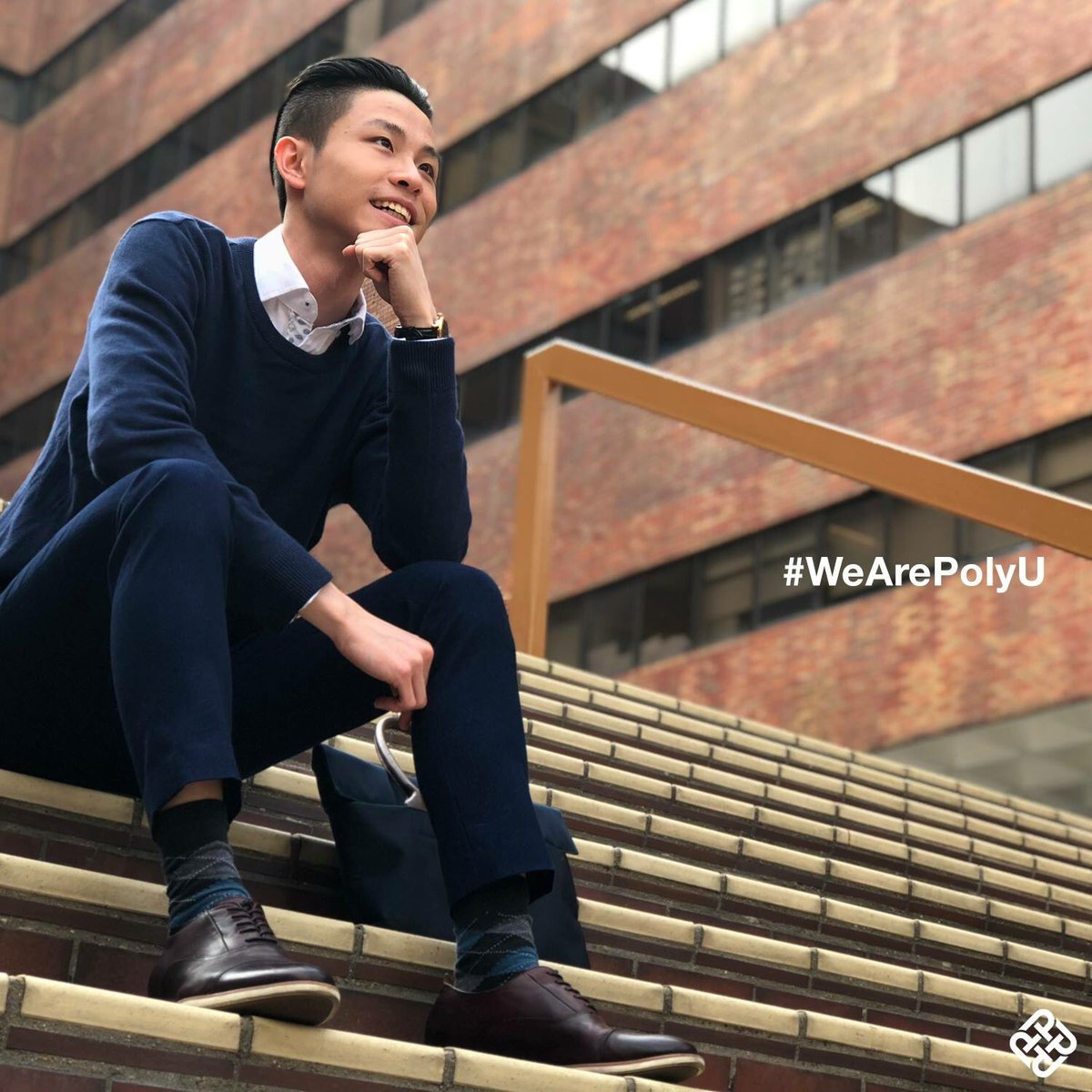 """#WeArePolyU - What drives you? """"I don't want any regrets in life. Even though there are obstacles, I won't give up & will do my best."""" After an unsatisfactory performance in the HKDSE, Paul studied hard & later received offers... https://t.co/nQt2dSHfDp #PolyUStudent @PolyU_FB https://t.co/jGRqlX8pjT"""