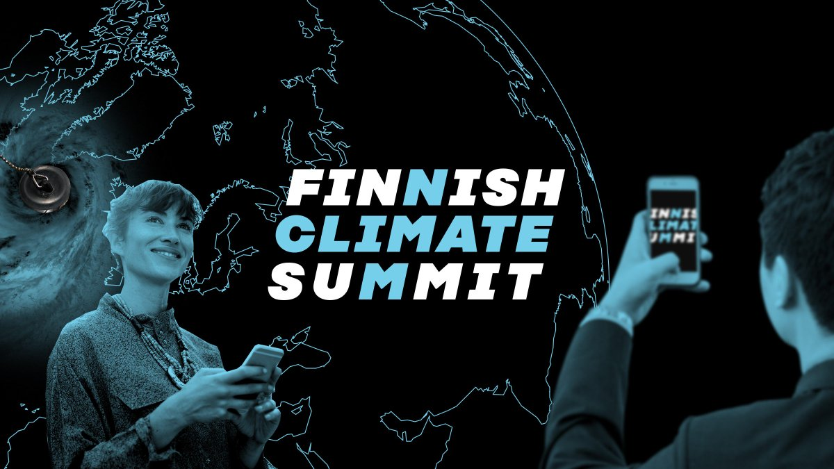 ... online to stress the urgency of #climate actions with President  @Niinisto @LaurentFabius #JormaOllila #KristinSkogenLund and other renowned  speakers: ...