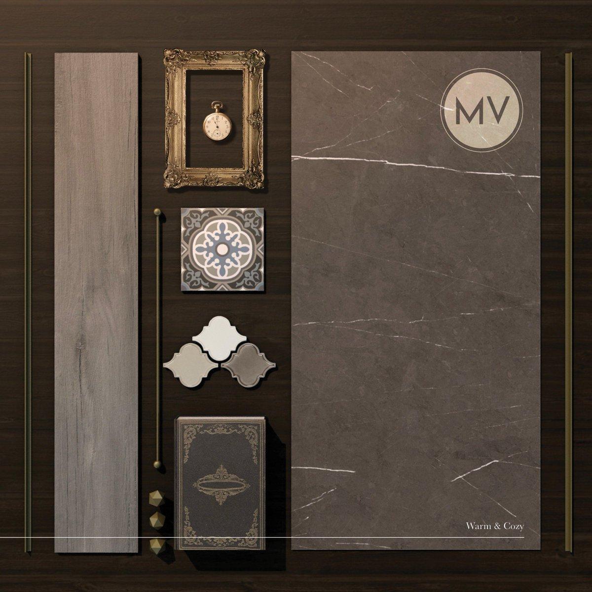 Stone Art Mocha Classic Arabesque Mood And Picasso Buchra MosaicoVero MVSA Warm Cozy Friyay FridayFunday Antique Decor Decortile Tile Mosaic