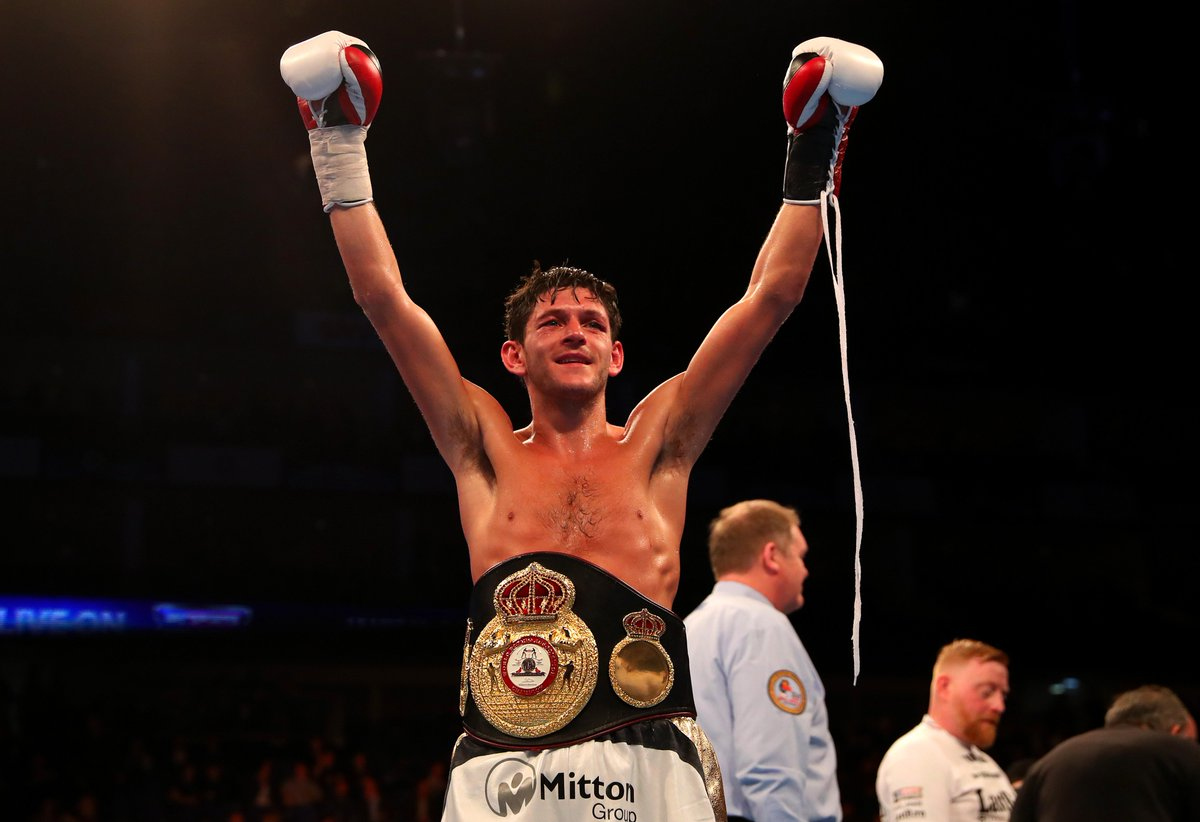 Looking for something to watch on this fantastic Friday afternoon? 🤔  @JamieMcdonnell1 is entering the ring to defend his WBA World Bantamweight title against Naoya Inoue 🥊  You're welcome 👊  #McDonnellInoue  @MatchroomBoxing