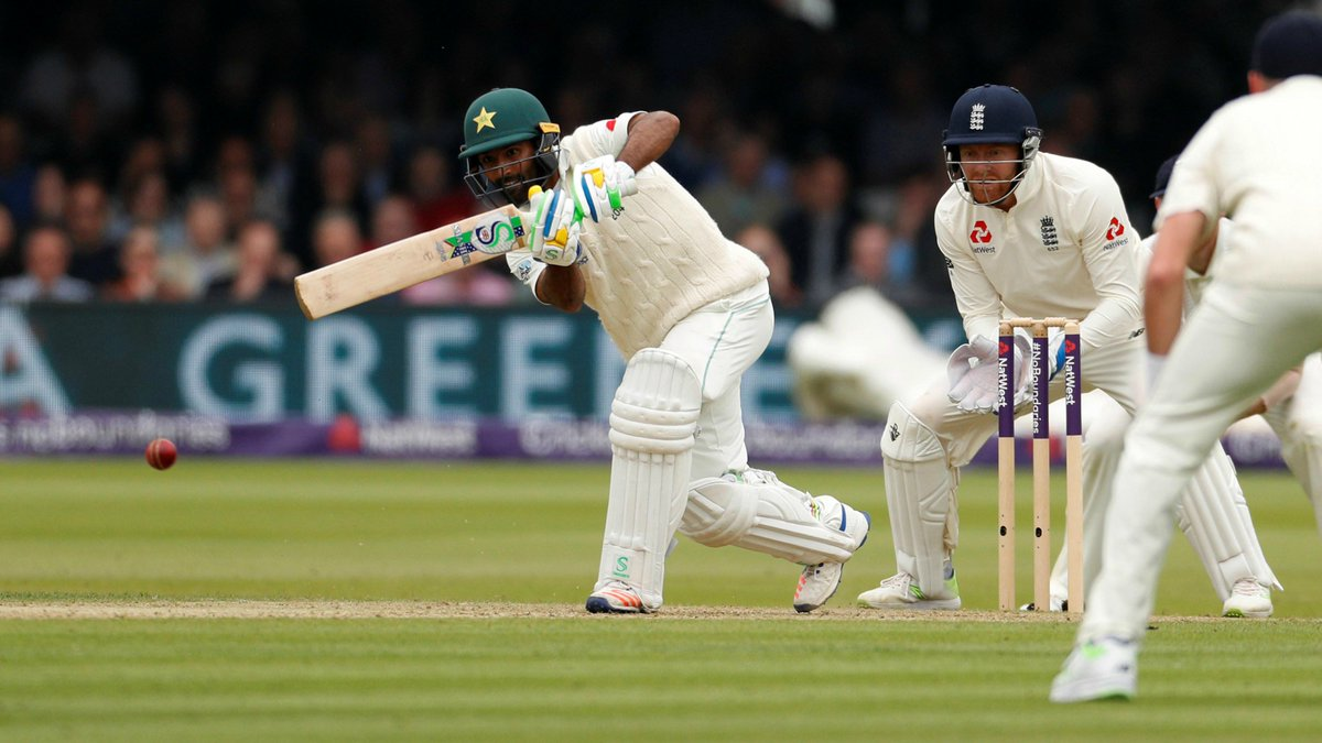 England v/s Pakistan, 1st Test: Visitors show patience, remain in control at Lord's on Day 2 https://t.co/YnQGT5PwS3 #ENGvPAK