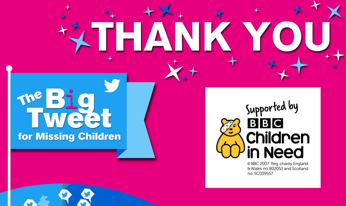 Three cheers to @BBCCiN for your incredible support of our 121 online chat + Ownfone scheme! This has truly helped us to keep safe and improve the well-being of children + young people who have gone missing or are thinking about running away. We couldn't do this without you.