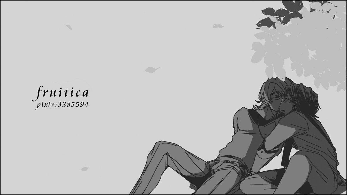 虎狩はR12「fruitica」で参加です。不確定青のるうさんと隣接です。何か新しい絵の描いてある冊子を持ち込みたい希望です!!