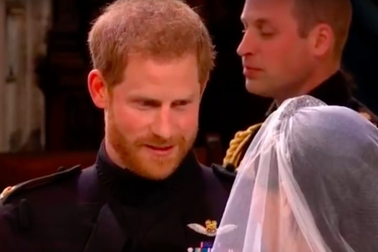 What did Harry say to Meghan at the altar? This Bad Lip Reading has a few ideas. https://t.co/l2Dben2gCw