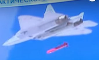 مقاتله Sukhoi T-50 PAK FA سيتغير اسمها الى Su-57  - صفحة 4 DeD2kSuVMAAhl4t