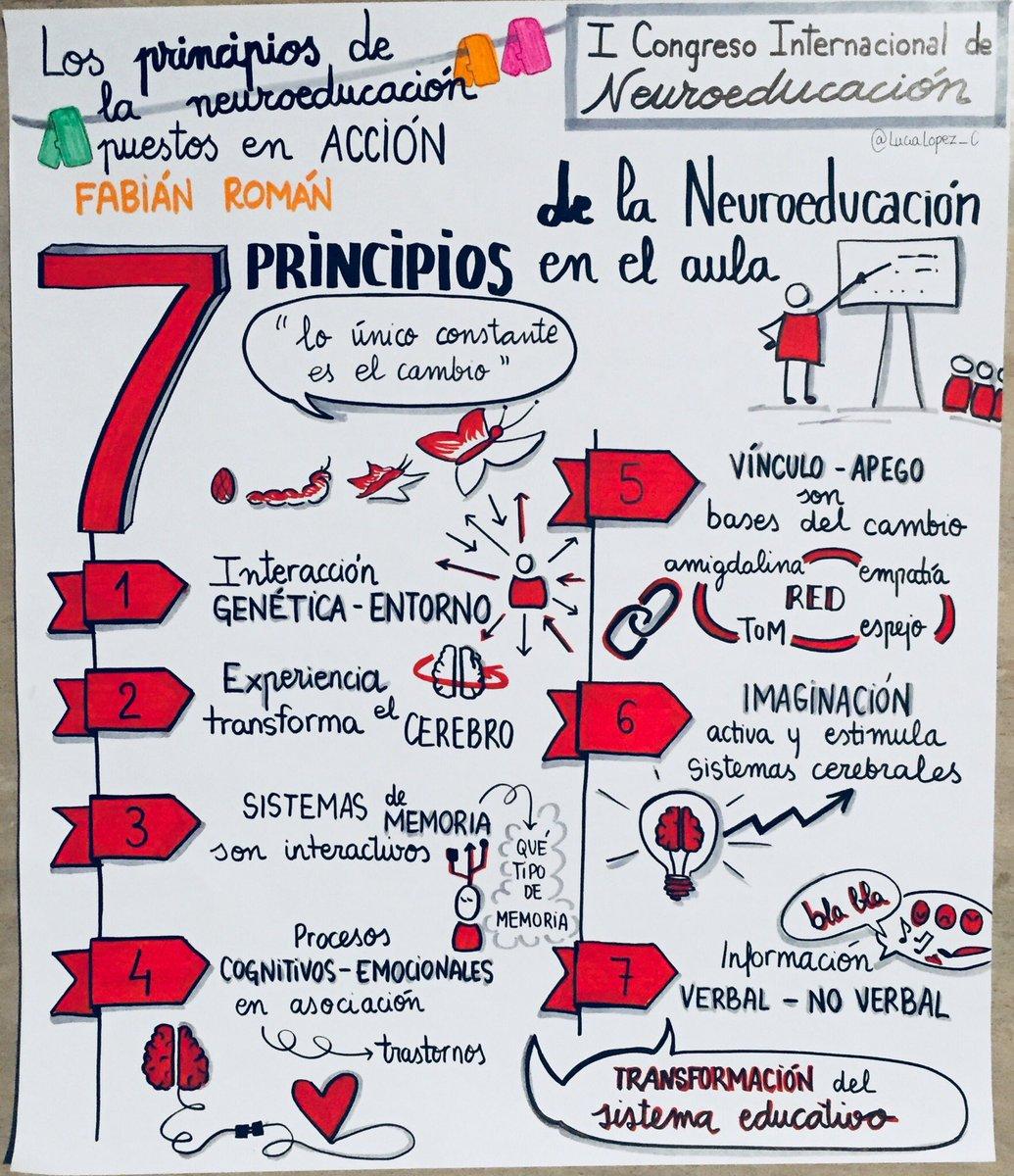Resumen Del Primer D U00eda Del Congreso De Neuroeducaci U00f3n