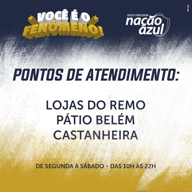 8ef835f77d69 Clube do Remo on Twitter: