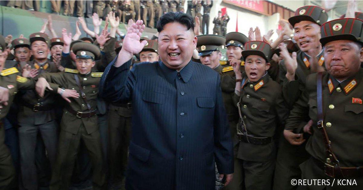 📌 #SputnikExclusif L'ex-ambassadeur russe à Séoul considère le refus de Trump de venir au sommet avec Kim Jong-un comme une faiblesse par rapport au dirigeant nord-coréen https://t.co/mTUzihY30a