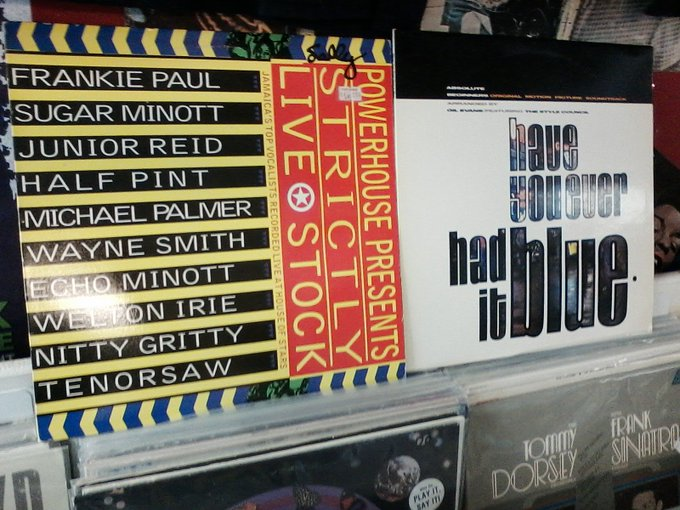 Happy Birthday to the late Sugar Minott & Paul Weller of the Style Council (& The Jam)