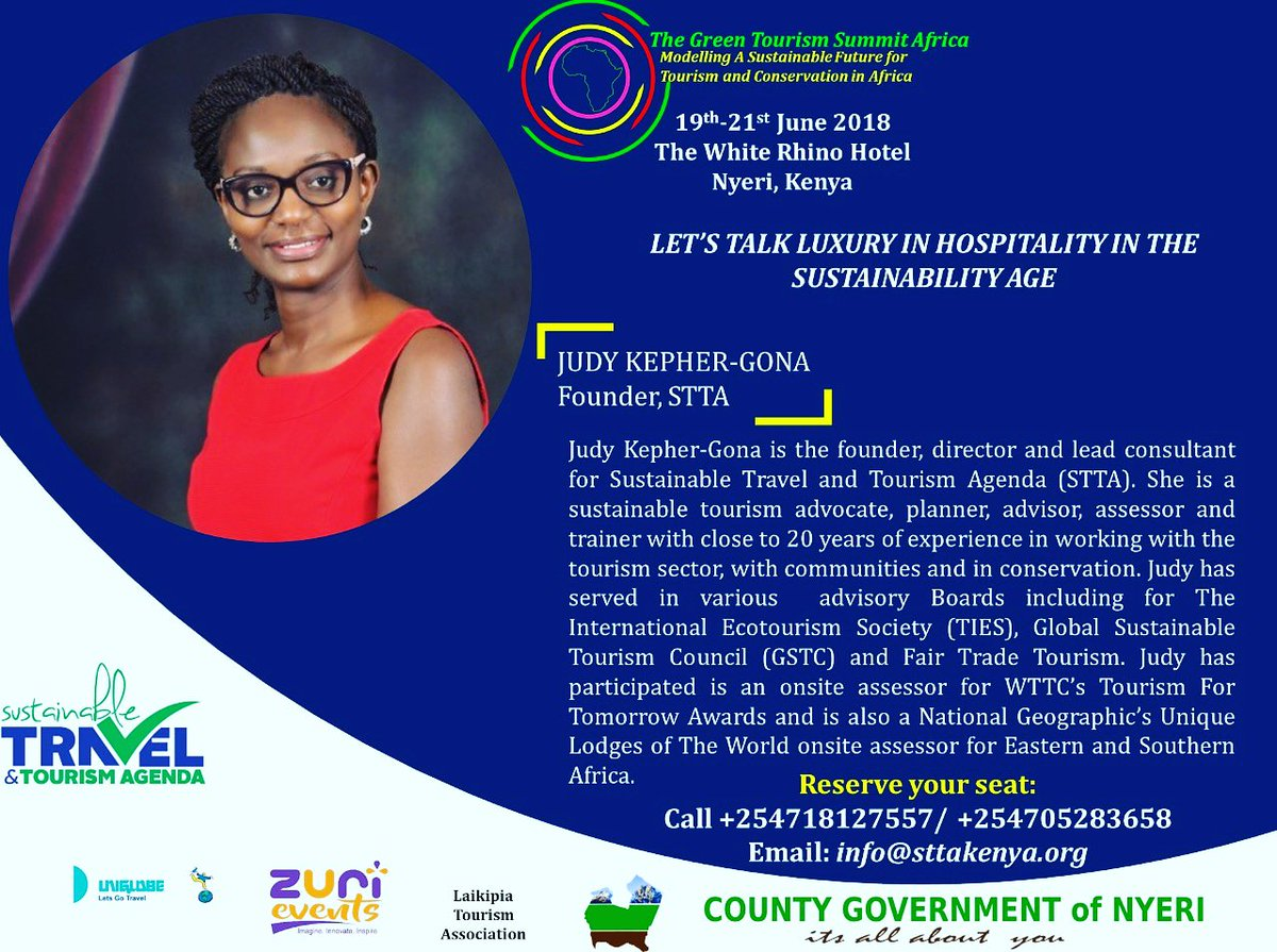 #DYK on 5th February 1952 @TreetopsLodgeKE in @County19Nyeri catapulted @MagicalKenya to new global fame.  Green Tourism Summit 2018 @GTSAfrica celebrates this #heritage by offering a tour. Looking forward to host you.<br>http://pic.twitter.com/xNZ4MccGC1