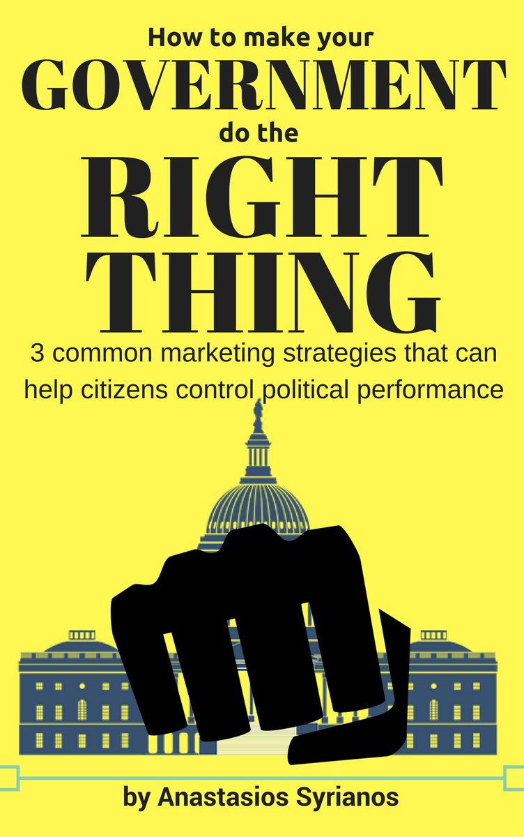 IndieAuthor Marketer On Twitter People Should Not Be Afraid Of Their Governments The