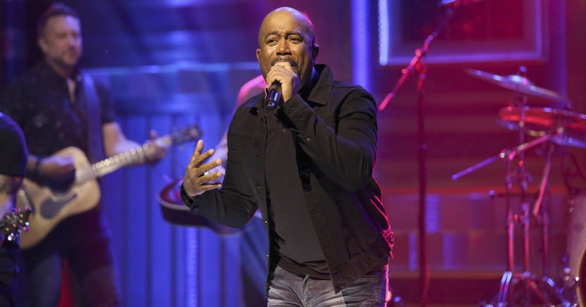 See Darius Rucker's good-natured 'For the First Time' on #FallonTonight https://t.co/Jy1YgH0ujk