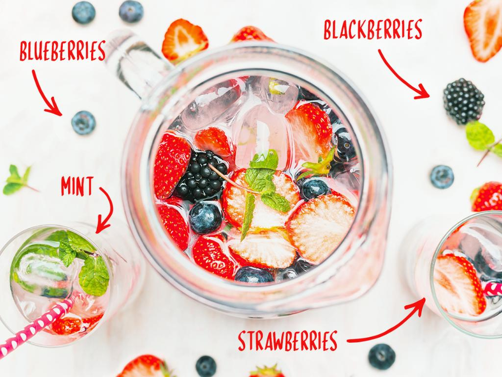 Mix up this fresh, festive and flavorful water recipe for your backyard Memorial Day bash this weekend. https://t.co/rMIo5CF64b