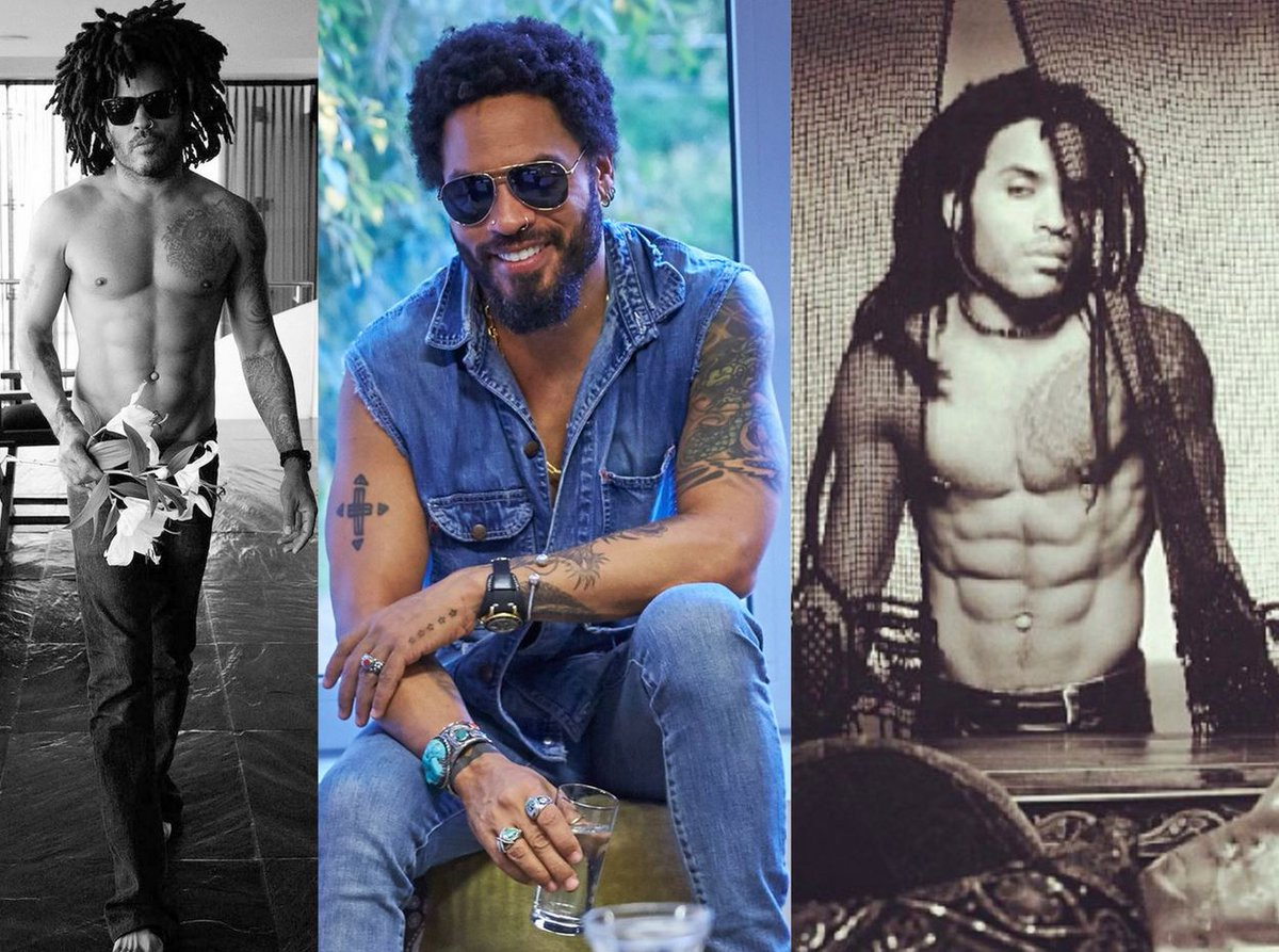 Image About Sexy In Lenny Kravitz By Bella On We Heart It