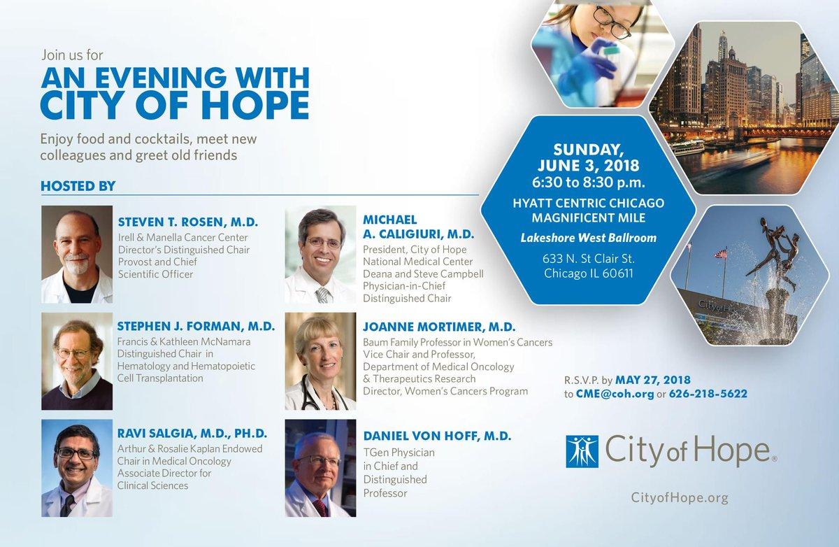 City of Hope on Twitter: