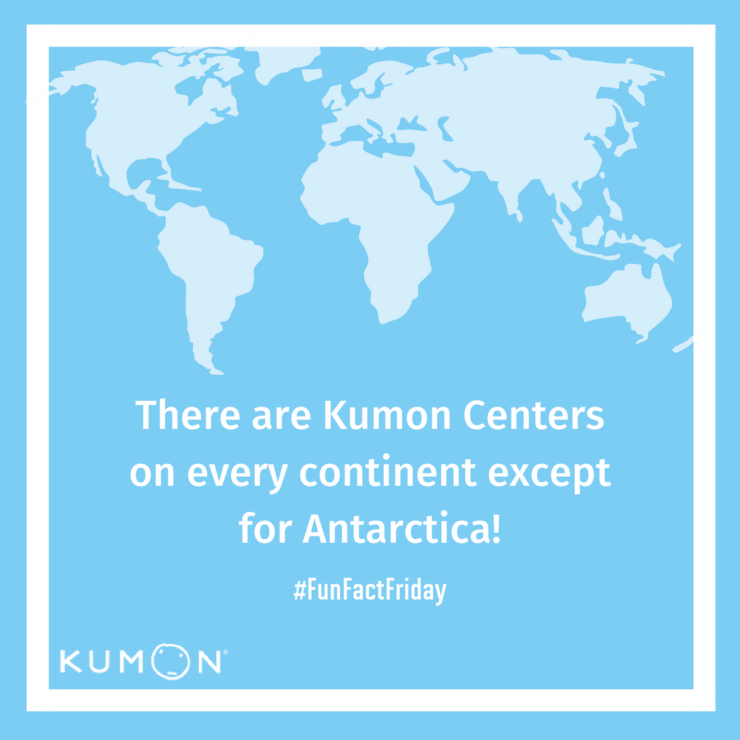 Kumon North America on Twitter: \