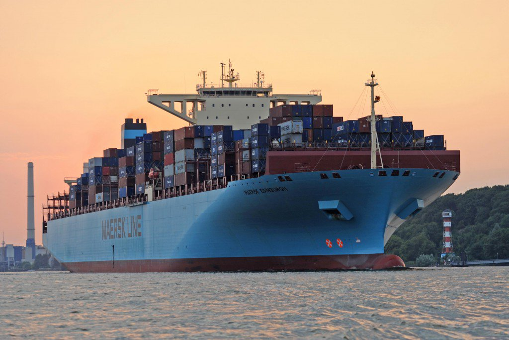 A.P. Moller-Maersk among users of world's first blockchain platform for marine insurance