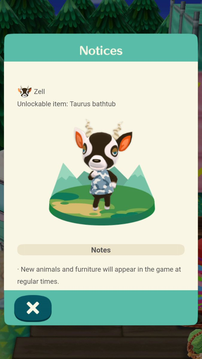 Trudes On Twitter Now Both Of My Fav Villagers Are In Pocket Camp