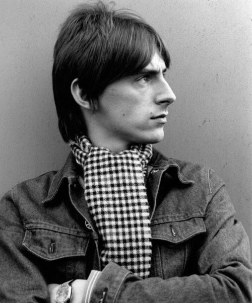 Happy 60th Birthday Paul Weller Life is timeless, days are long when you\re young......