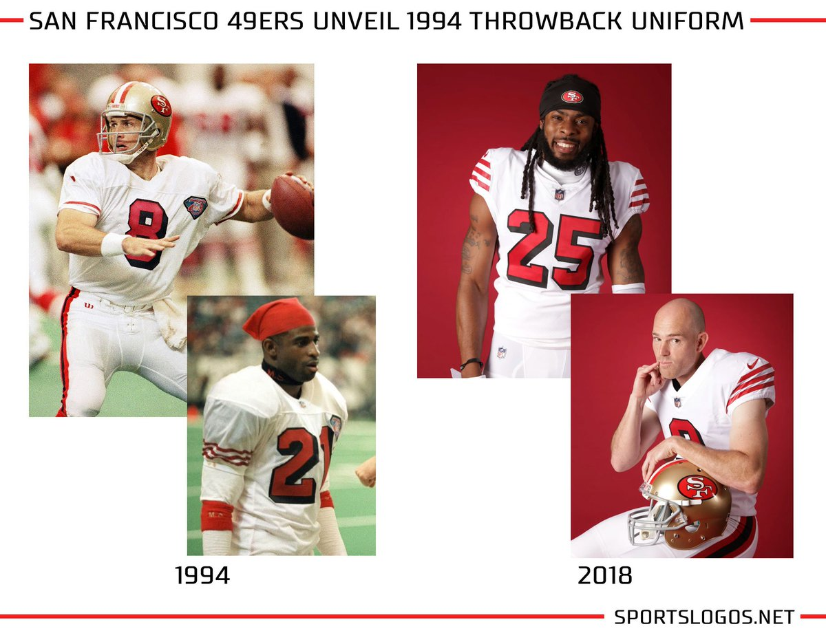 194590ed0e4 Here s our post about their new look  http   news.sportslogos.net 49ers-throw-it-back-to-the-94ers-unveil-alternate-uniform  …pic.twitter.com T2GmpB36OL