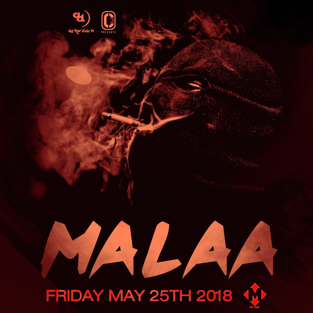 TONIGHT! @Malaamusic at @TheMarcSM! This production setup is PURE INSANITY!   TheMarcSM.com