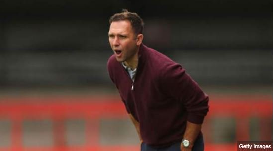 John Eustace leaves Kidderminster Harriers https://t.co/wSVK1vHebI