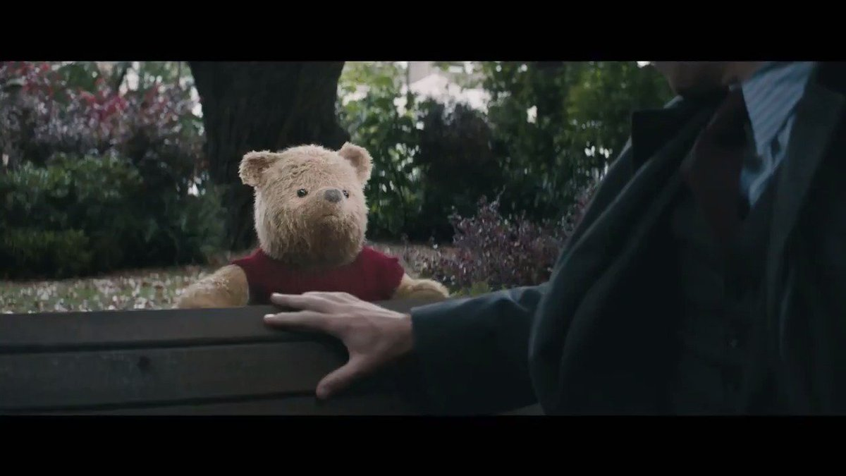 Ellen DeGeneres's photo on #ChristopherRobin