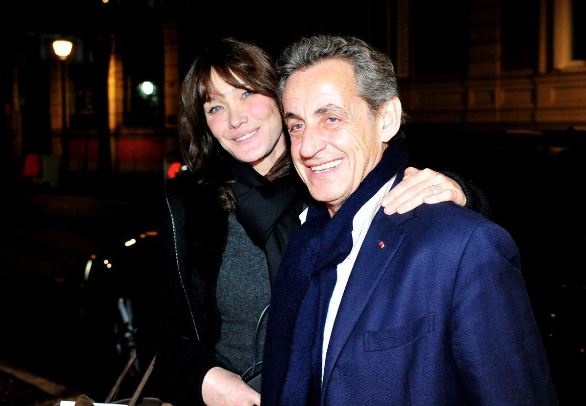 Le cri d'amour de #NicolasSarkozy à #CarlaBruni >> https://t.co/2aHxRjF6Bf