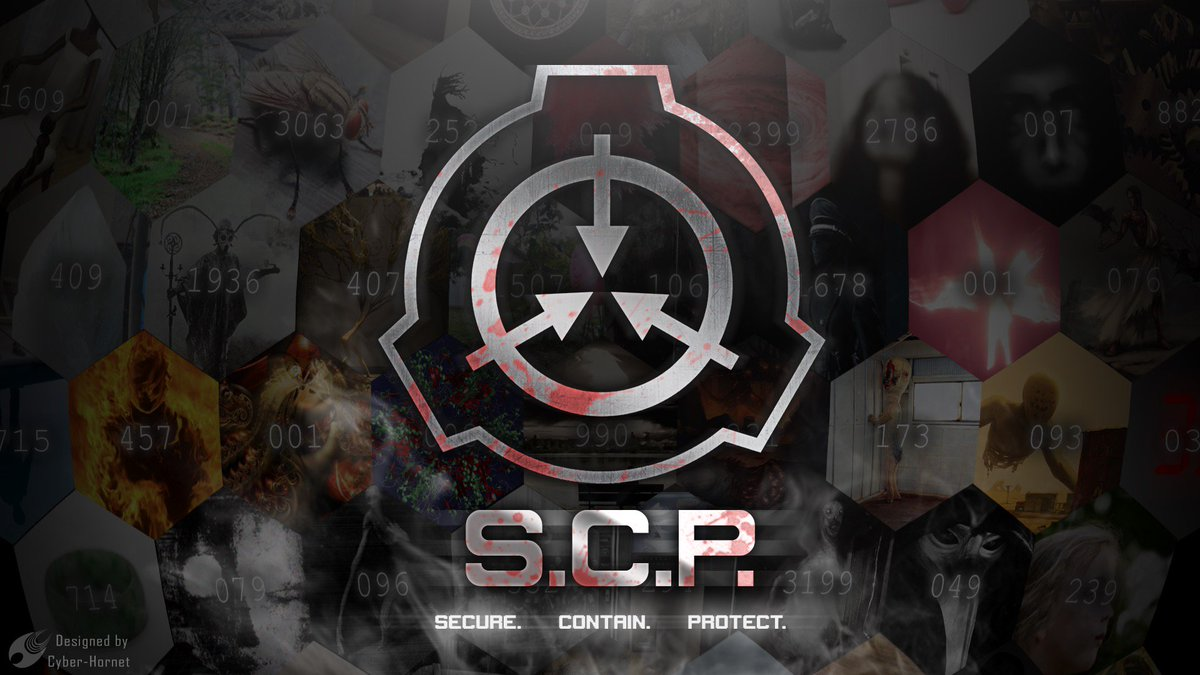 Cyber Hornet On Twitter New Wallpaper This One Is Scp