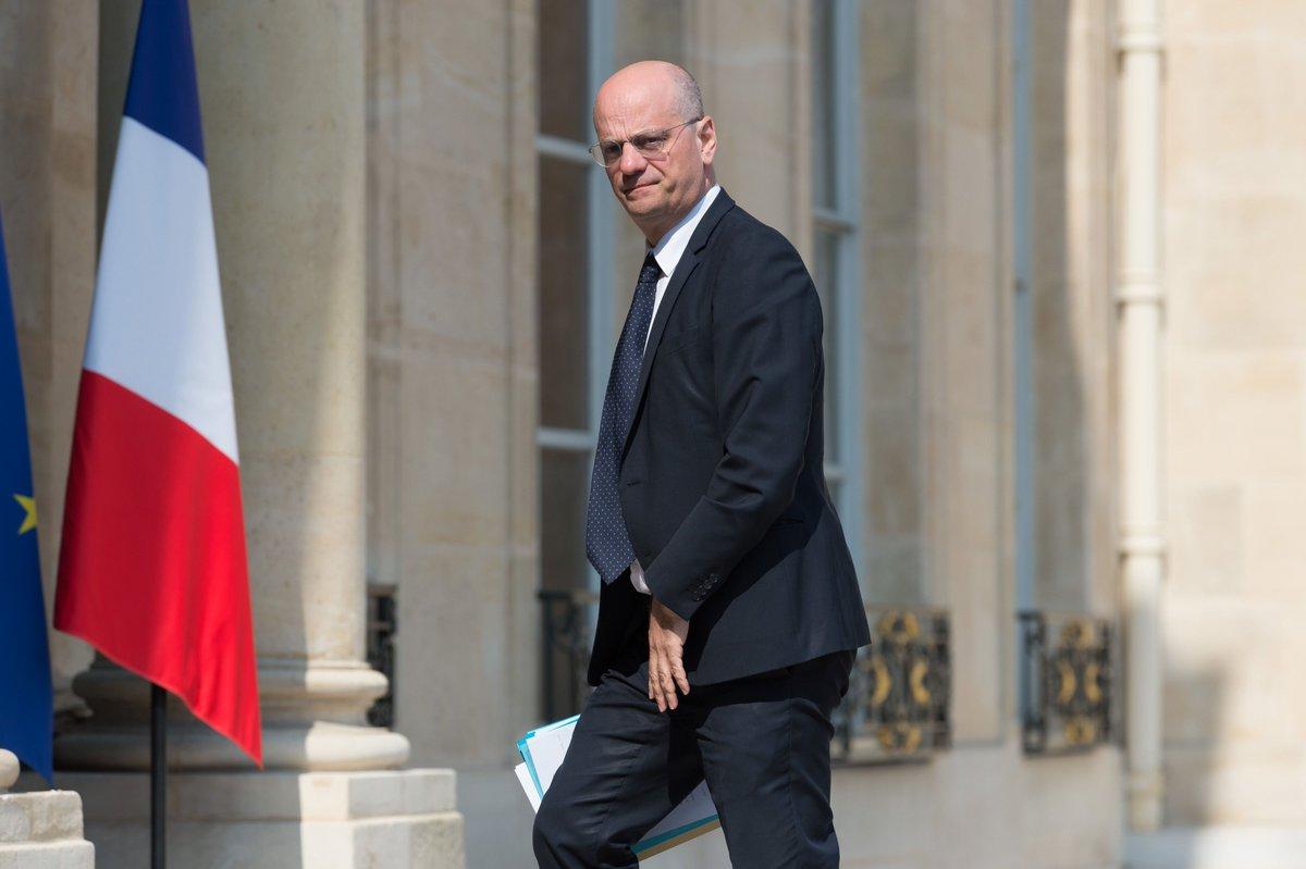 Jean-Michel Blanquer recule sur les heures de colle >> https://t.co/Hxcz7QA93C