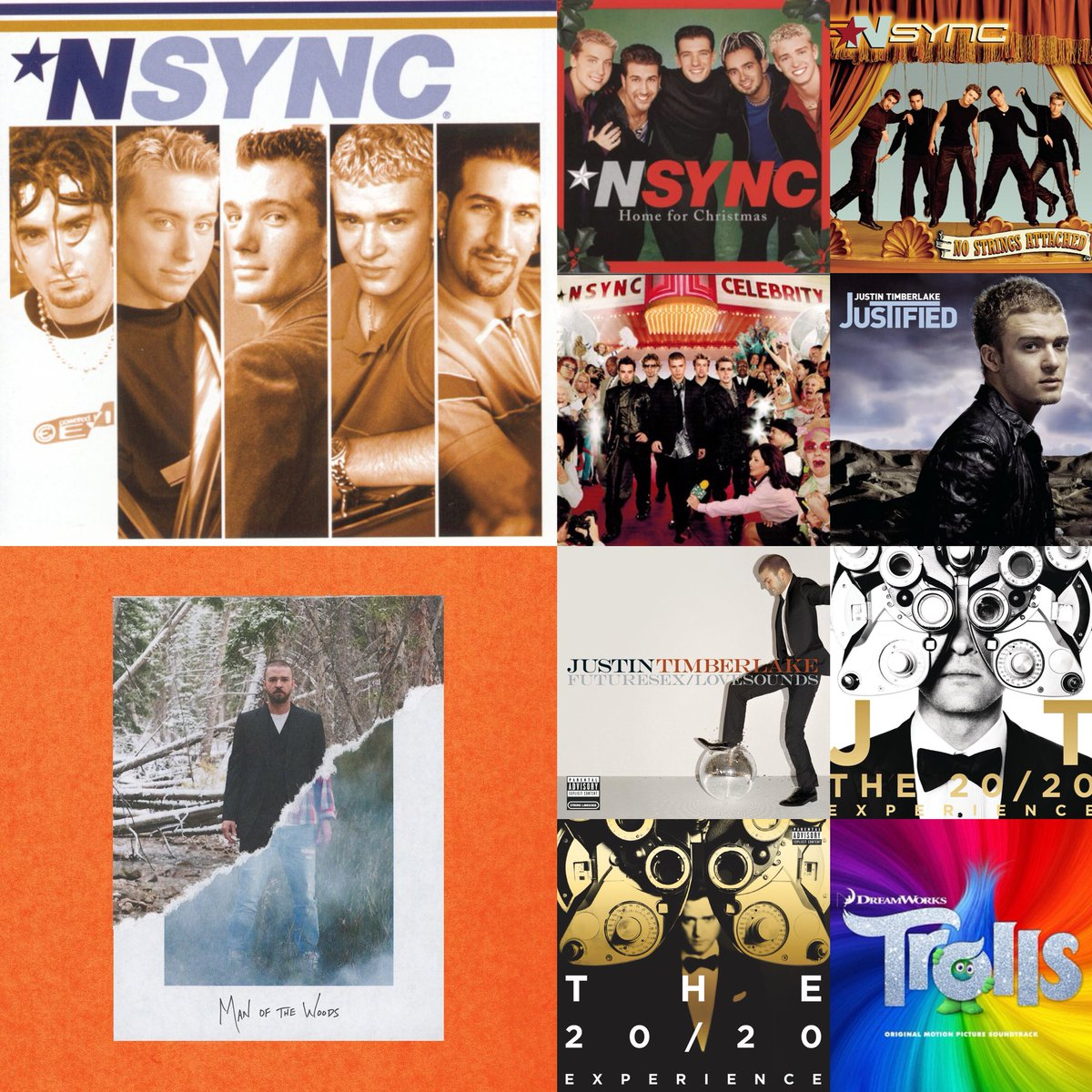 845 am 25 may 2018 - Nsync Christmas Album