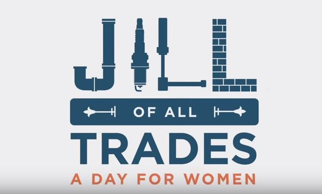 Girls are you ready for Jill of All Trades?! We hope to see you all out May 30th for a full day of hands-on workshops led by female mentors. @ConestogaC come out &amp; try a trade! #thinkconestoga #guidancecafe #oyap<br>http://pic.twitter.com/NjIBwwOQoR