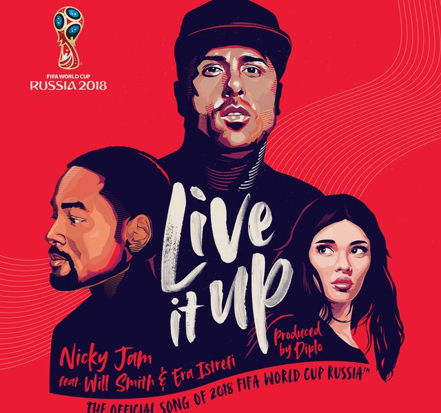 New Music: @NickyJamPR feat. Will Smith & Era Istrefi 'Live It Up' (Prod. by Diplo) https://t.co/tw8gpvQXly
