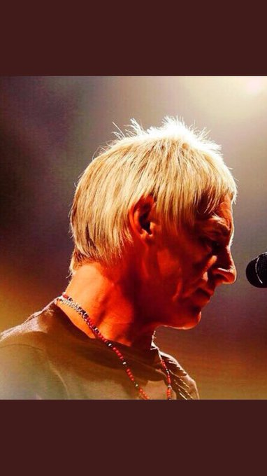 Happy 60th birthday to the main man Paul Weller