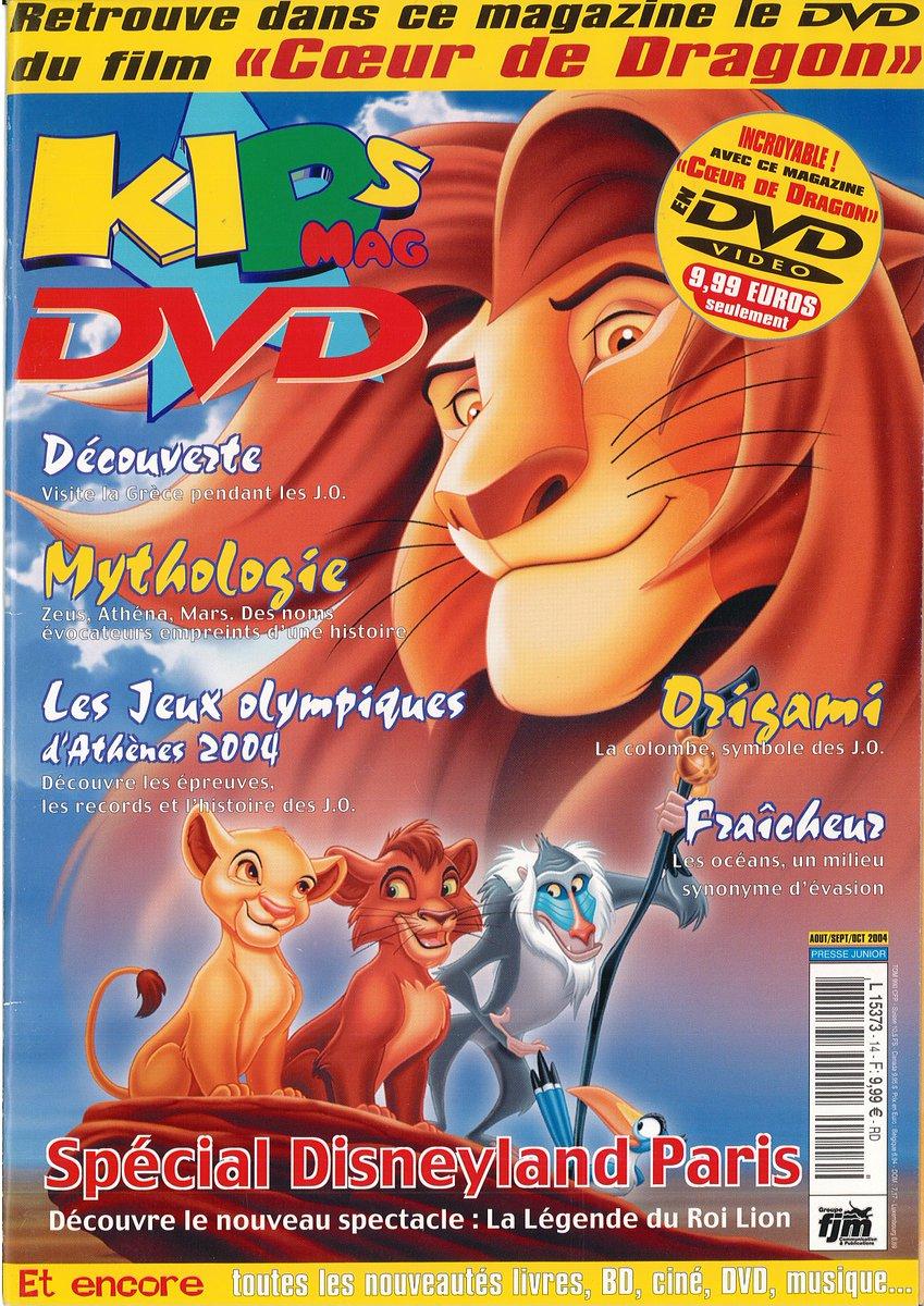 [Nostalgie] Mes articles de presse sur Disneyland Paris DeDn4HIWAAALSrJ