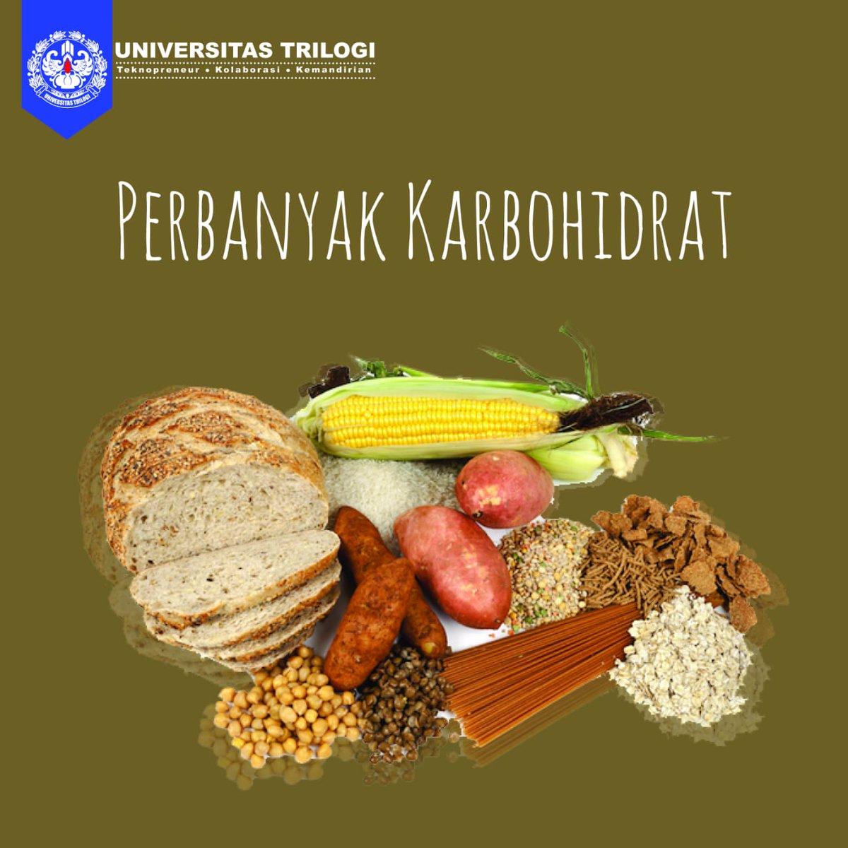 Uzivatel Universitas Trilogi Na Twitteru Makanlah Makanan Yang