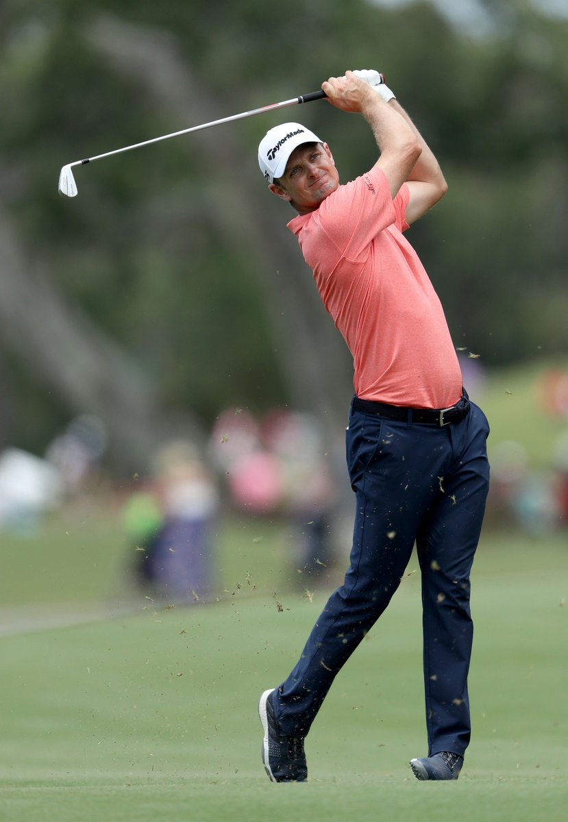 Rose is the solo leader (6-under today). Koepka is tied for 3rd (7-under today).  You can watch both their rounds right now on @PGATOURLIVE.  Tune in here: https://t.co/MiUnbDwDnP