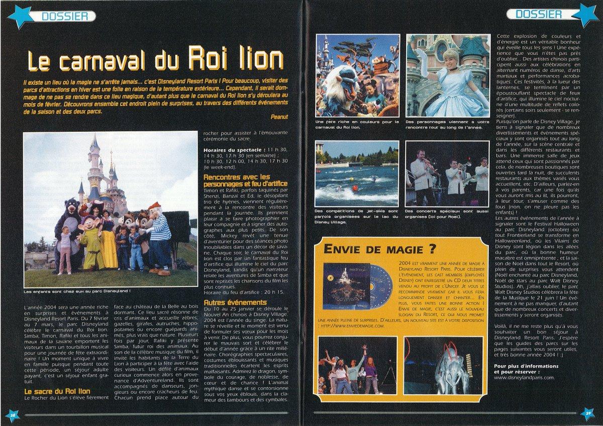 [Nostalgie] Mes articles de presse sur Disneyland Paris DeDodObW4AE9cSU