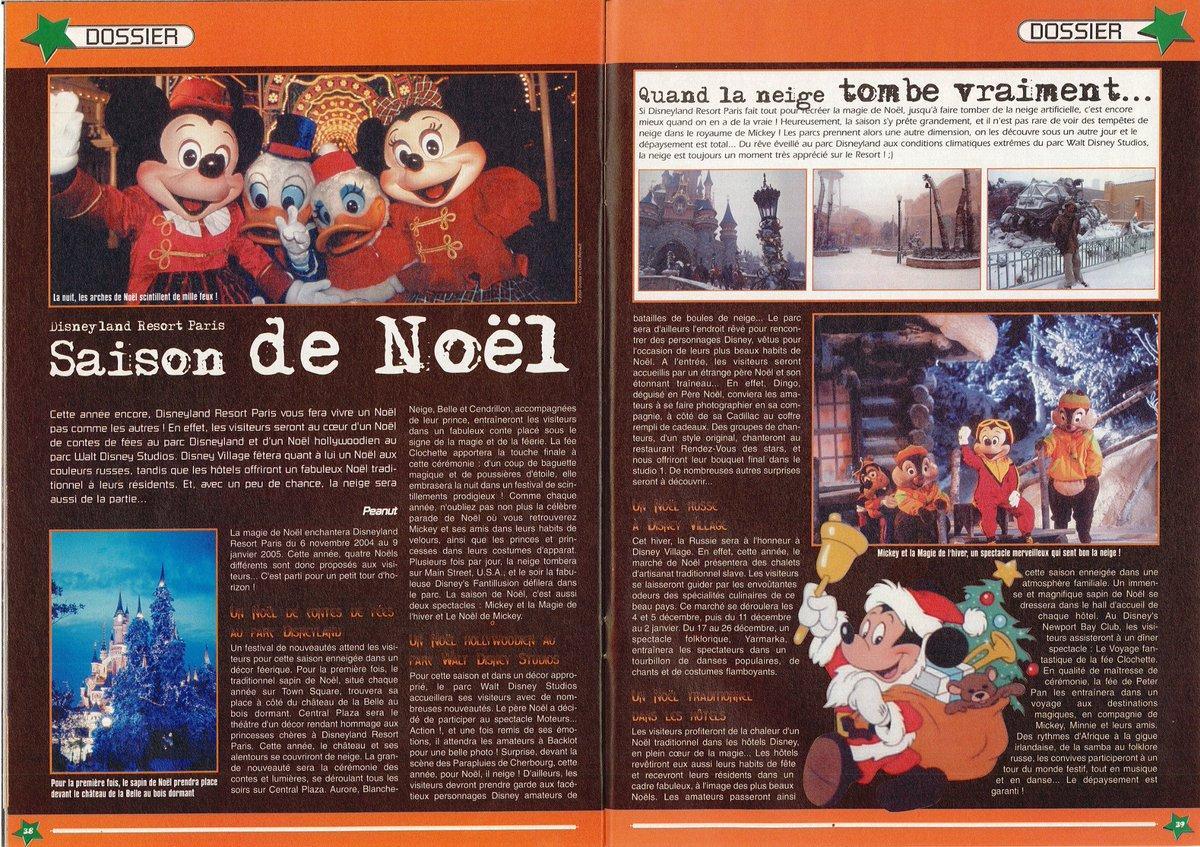 [Nostalgie] Mes articles de presse sur Disneyland Paris DeDpykEXkAEhmbL