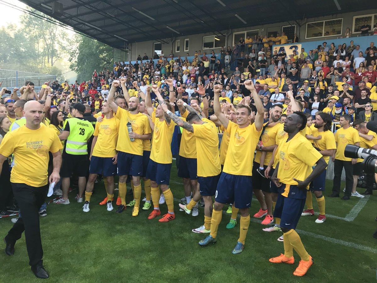 Slezský FC Opava on Twitter