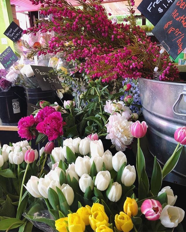 """Rubia Flower Market on Twitter: """"TGIF! Stop in & grab some goodies for the long weekend 💐 Floral Happy Hour is 3-6pm each Friday — 50% off select flowers! ..."""