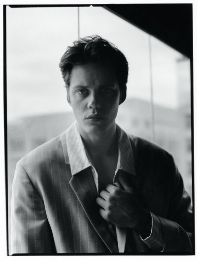 Bill Skarsgård for Flaunt Magazine