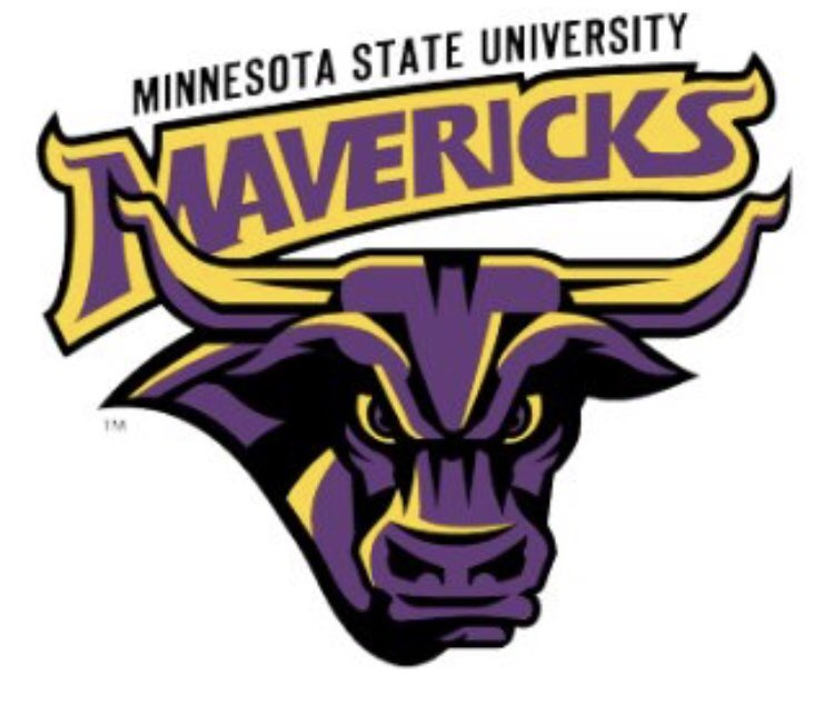 Honored to announce that I have received my first offer from Minnesota State, Mankato