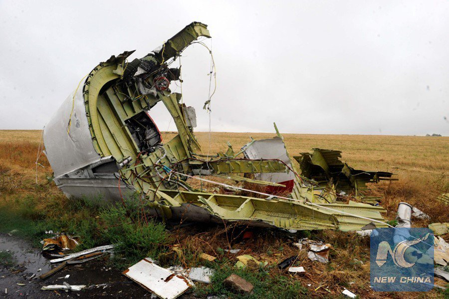 #UN chief notes 'with concern' report holding Russia responsible for downing #MH17 https://t.co/8ejUwxmAUw