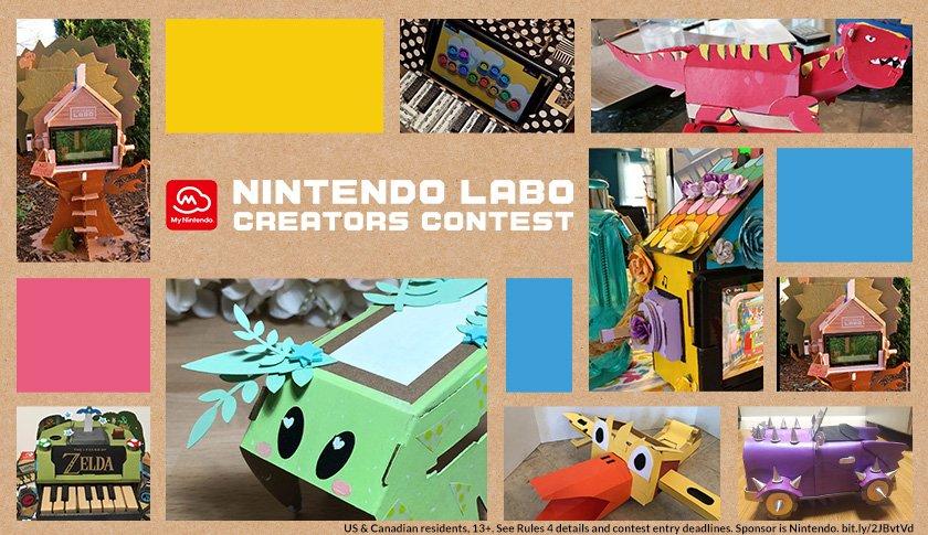Nintendo of America's photo on Gaming